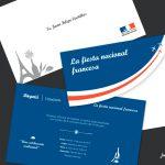 Propuesta Concurso - Aplicaciones para afiche, sobre e invitaciones