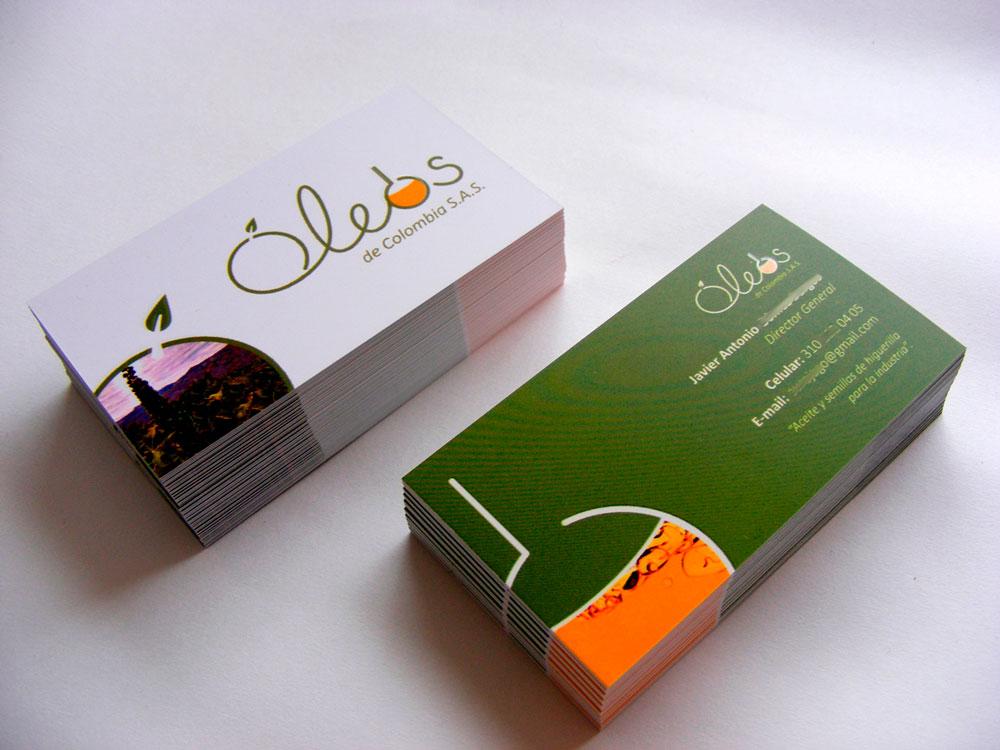 Diseño de tarjeta de negocio - El logosímbolo es el primer elemento visual de contacto con un cliente y el cual hablará por si solo de la esencia de una empresa o servicio.Image 2 of 26