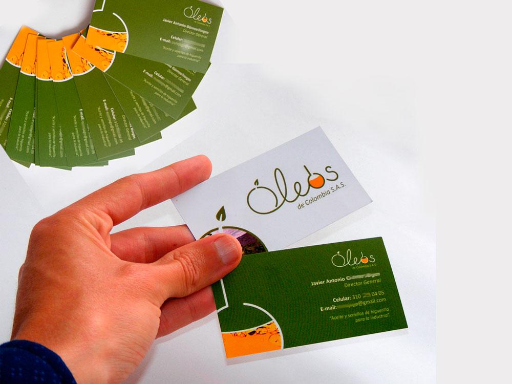 Diseño de logo para empresa distribuidora de semillas de higuerilla para la extracción de aceite de ricino.