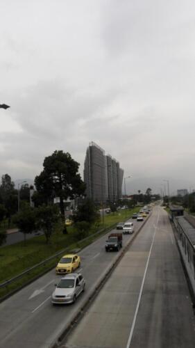 Calle 26 con Avenida Rojas